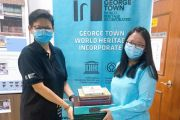 USM PTPM CHOSEN AS EARLY RECIPIENT OF GTWHI'S CULTURAL HERITAGE BOOK SET